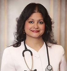 Dr. Roopa Chari, M.D., TFT-DX