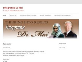 Dr. Mai Alshamsi, MA, TFT-ADV